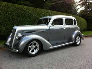 '35 Plymouth PJ Special